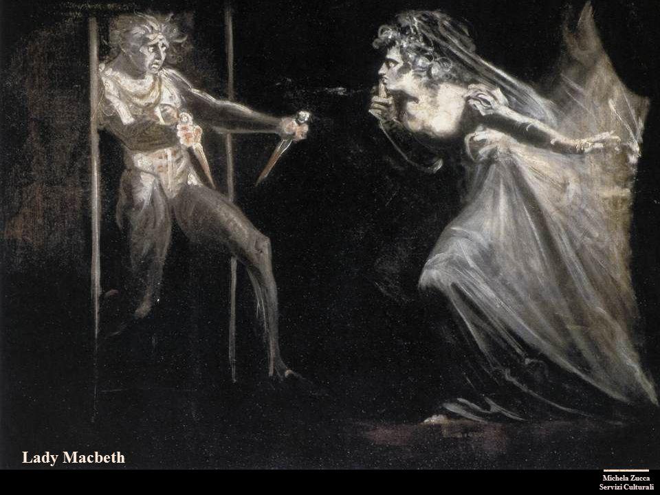 I pittori dell'immaginario Michela Zucca Servizi Culturali Fussli Lady Macbeth