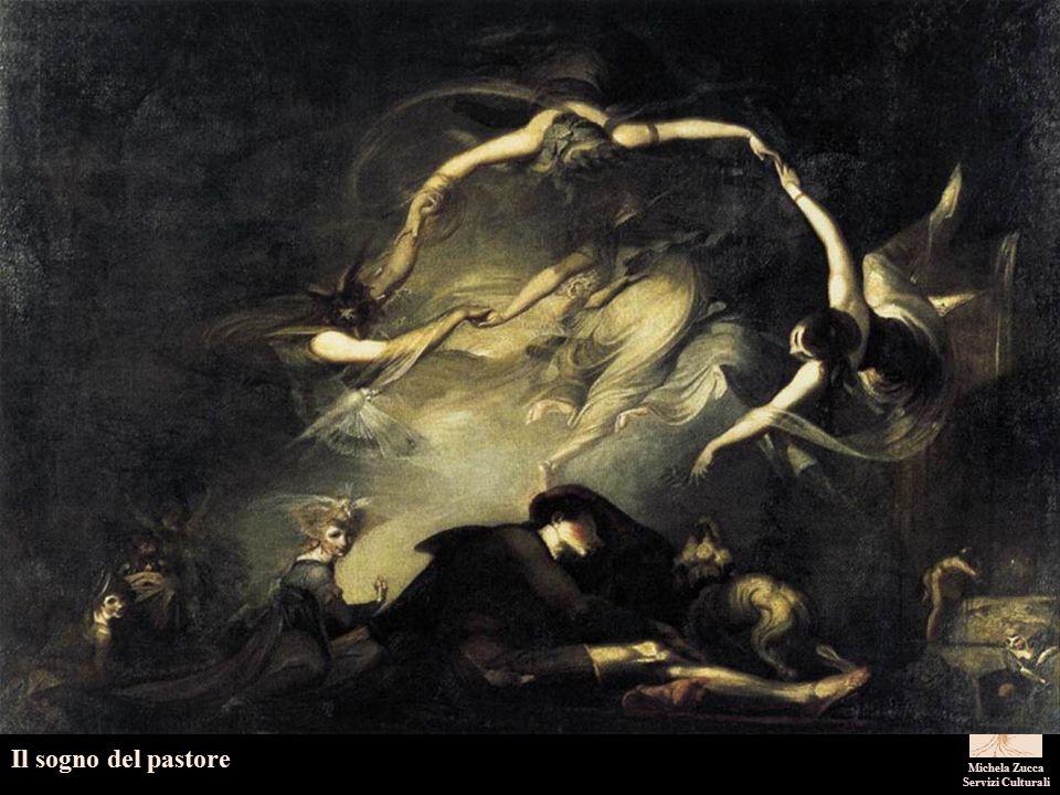 I pittori dell'immaginario Michela Zucca Servizi Culturali Il sogno del pastore
