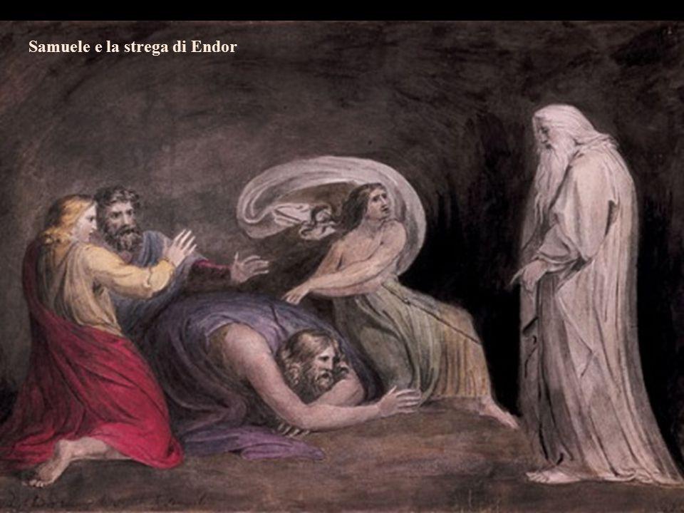 I pittori dell'immaginario Michela Zucca Servizi Culturali Samuele e la strega di Endor
