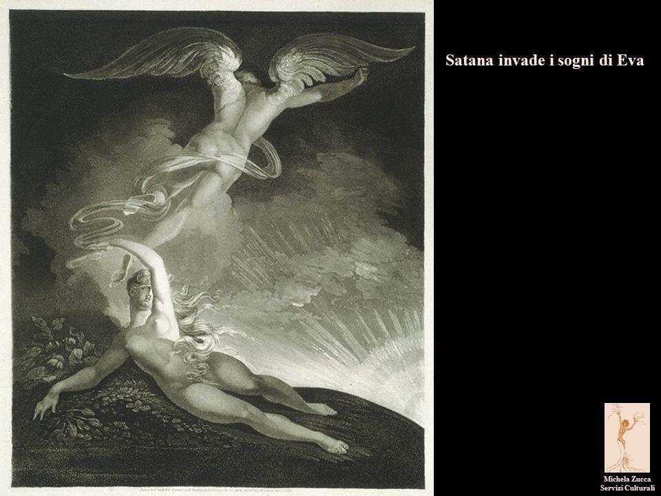 I pittori dell'immaginario Michela Zucca Servizi Culturali Satana invade i sogni di Eva