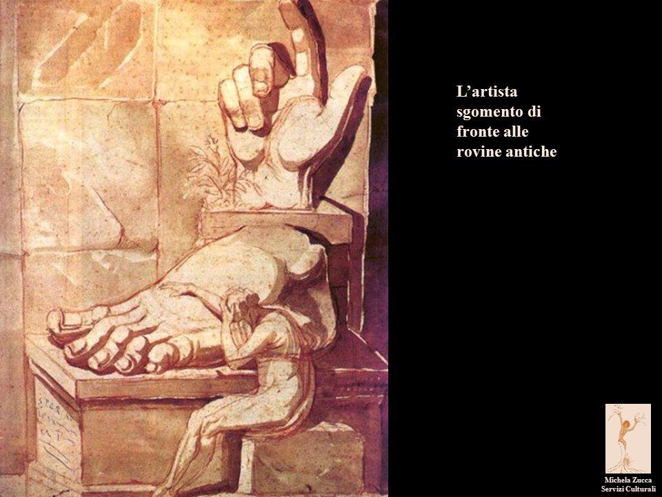 I pittori dell'immaginario Michela Zucca Servizi Culturali La strega di Endor che evoca lo spirito di Samuele