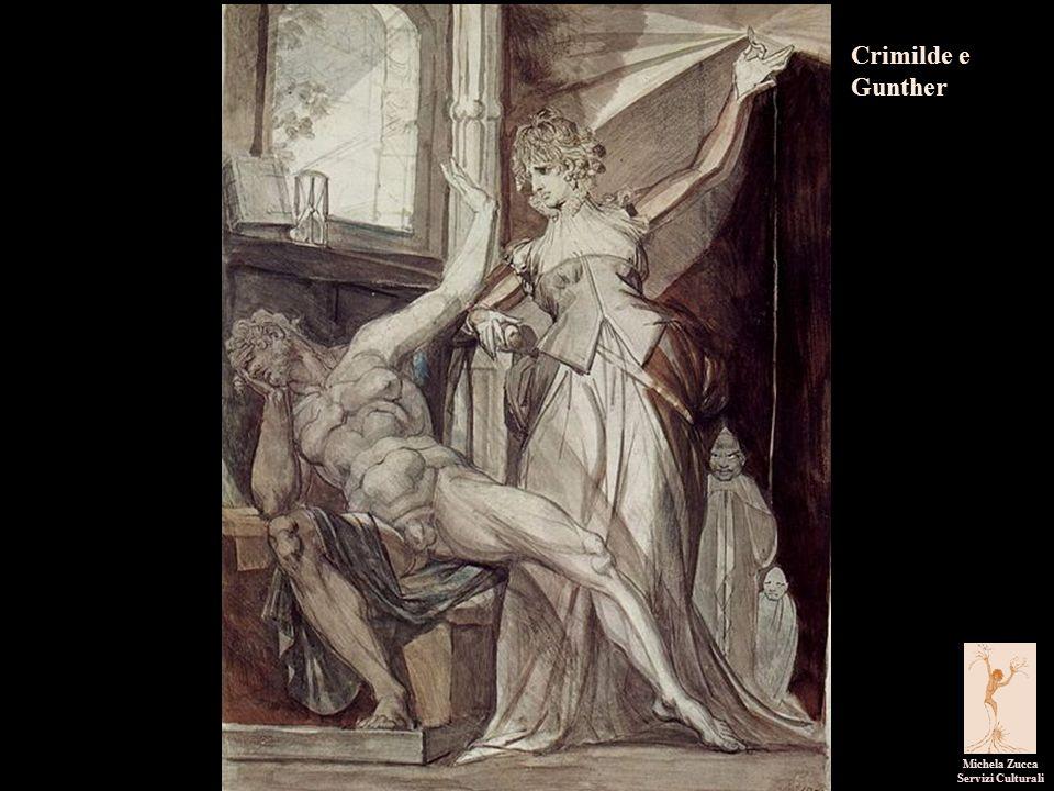 I pittori dell'immaginario Michela Zucca Servizi Culturali Crimilde e Gunther