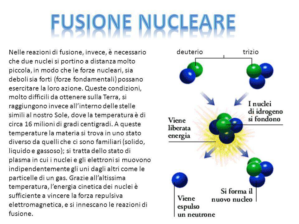 La fissione nucleare controllata fu realizzata per la prima volta da Enrico Fermi, a Chicago, nel 1942.