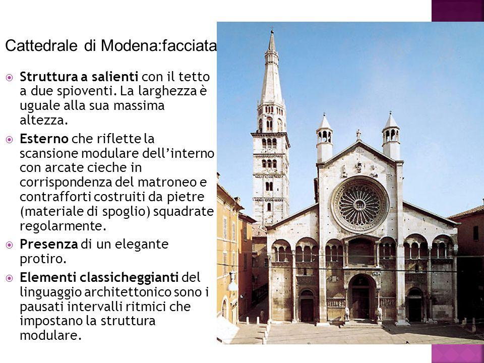 ARTISTI  Lanfranco architetto commemorato nell'iscrizione absidale famoso per ingegno, sapiente, esperto .