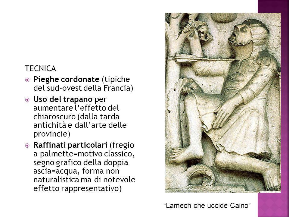  Significato simbolico di tutte le sculture: peccato e redenzione secondo la narrazione del dramma semiliturgico Ordo rapresentationis Ade