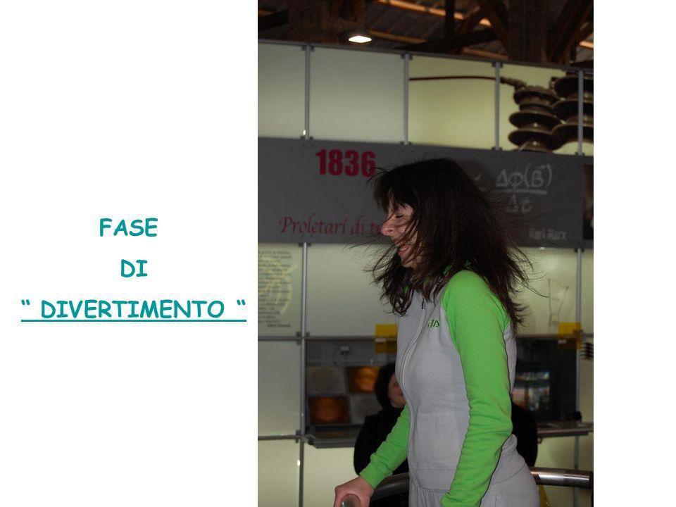 """FASE DI """" DIVERTIMENTO """""""
