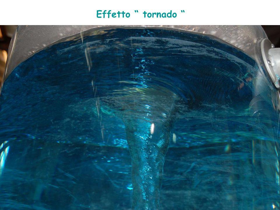 """Effetto """" tornado """""""
