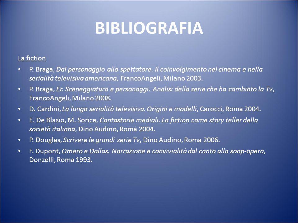 """BIBLIOGRAFIA I generi televisivi G. Grignaffini, I generi televisivi, Carocci, Roma 2004. B. Scaramucci, C. Ferretti, La vita è tutta un quiz. Da """"Las"""