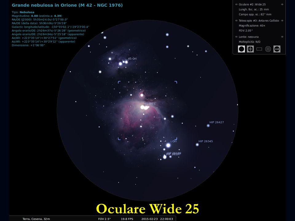 Oculare Wide 25