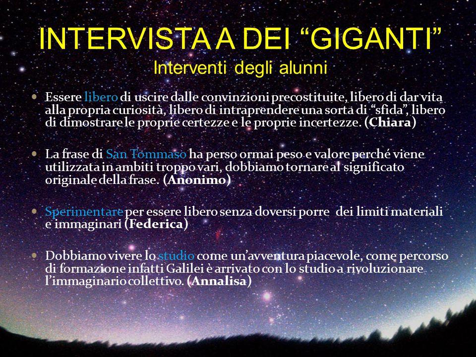 L'ESPERIMENTO DI GALILEO SUL PIANO INCLINATO L'analisi del moto sul piano inclinato riveste particolare importanza per lo studio delle forze in gioco.
