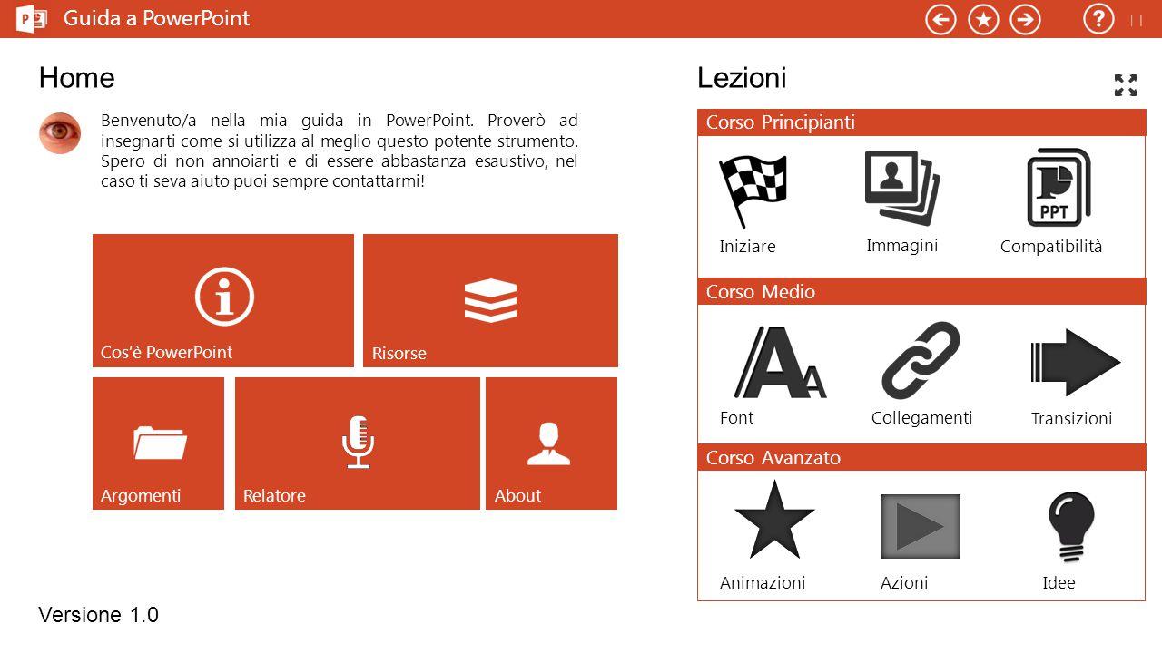 Guida a PowerPoint Realizzata da Paolo Franchi per il Giornalino Scolastico «Sapere Aude!».