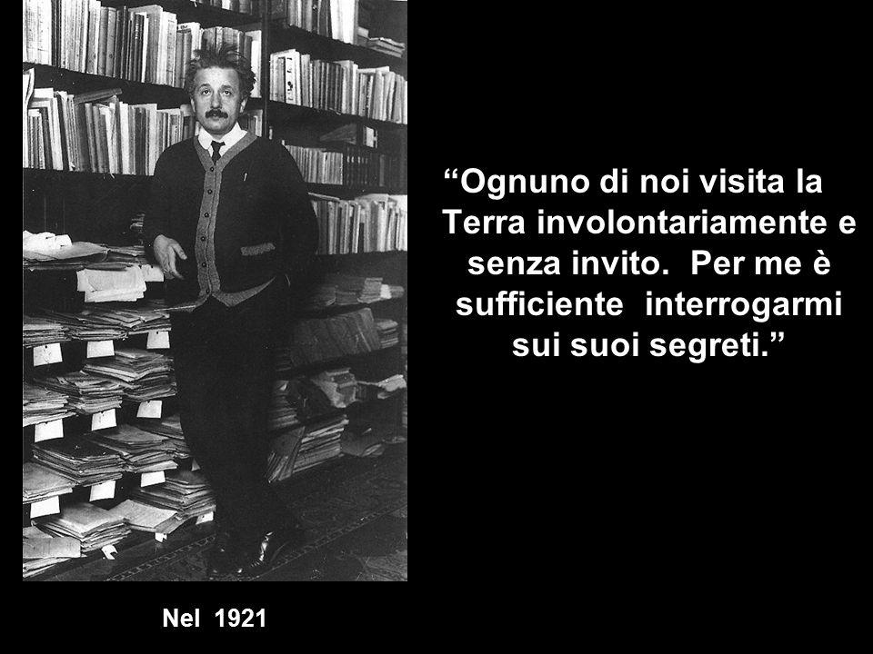 Nel 1921 a 42 anni, fu insignito del Premio Nobel per il suo lavoro sull'Effetto Fotoelettrico del 1905.