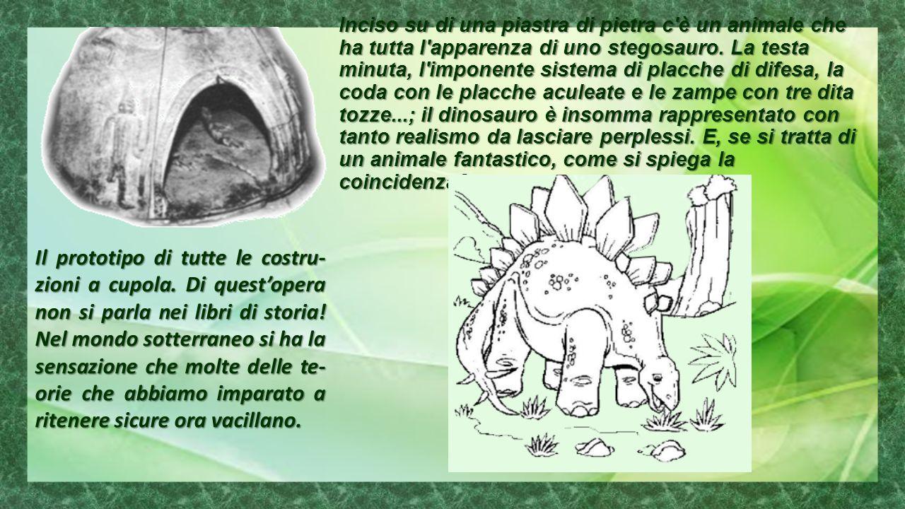 Il fatto che questo oggetto sia stato rinvenuto nelle grotte dimostra, con abbastanza attendibilità, che esse sono più antiche, ma quanto più antiche?