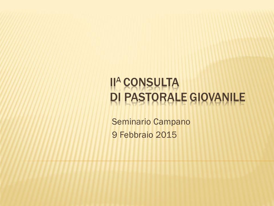 Seminario Campano 9 Febbraio 2015