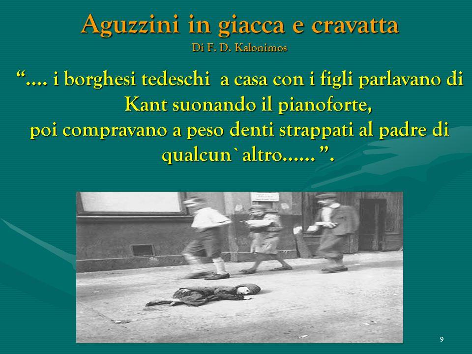 19 Condizioni di trasporto La distanza dal luogo di provenienza degli arrestati ad Auschwitz a volte raggiungeva i 2.400 km.