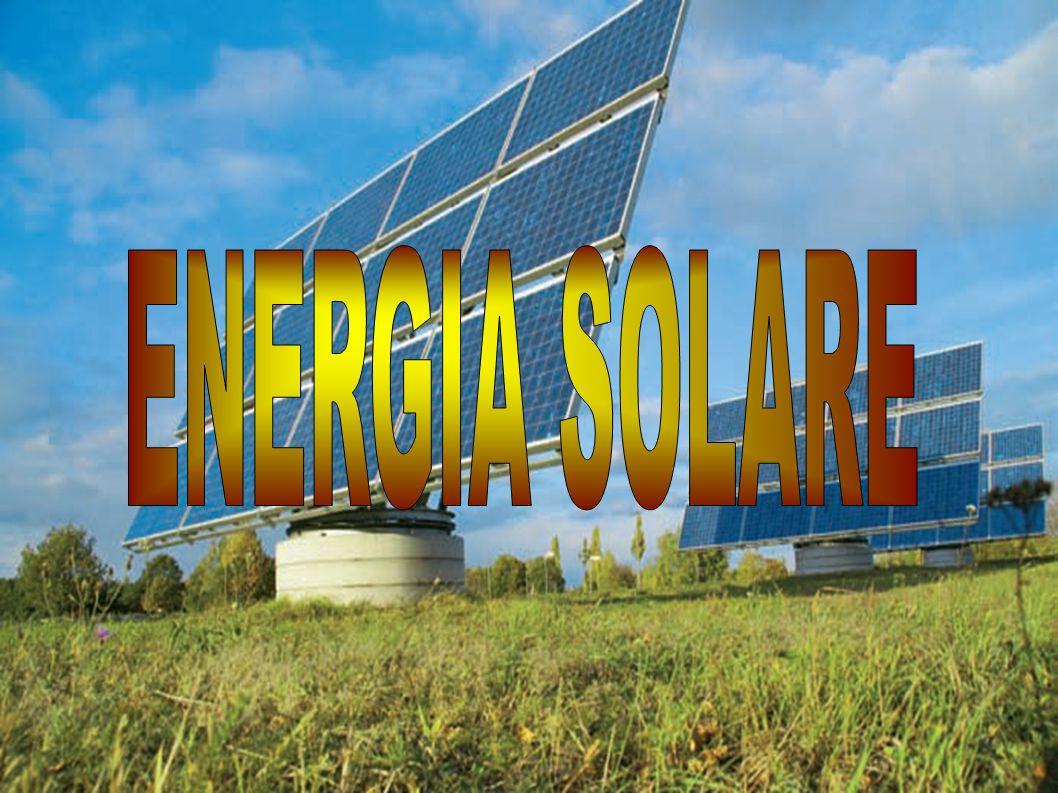 L energia solare è la nostra prima fonte di energia sulla Terra prodotta dal sole, ma il sole usa una fusione per emanare l energia.