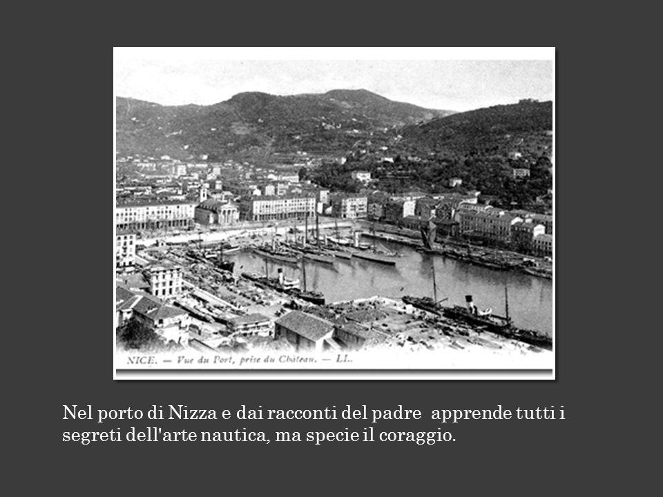 Nascere in una città come Nizza voleva significare essere un ribelle, un avventuroso, perlomeno: la storia della città se ne fa testimone.