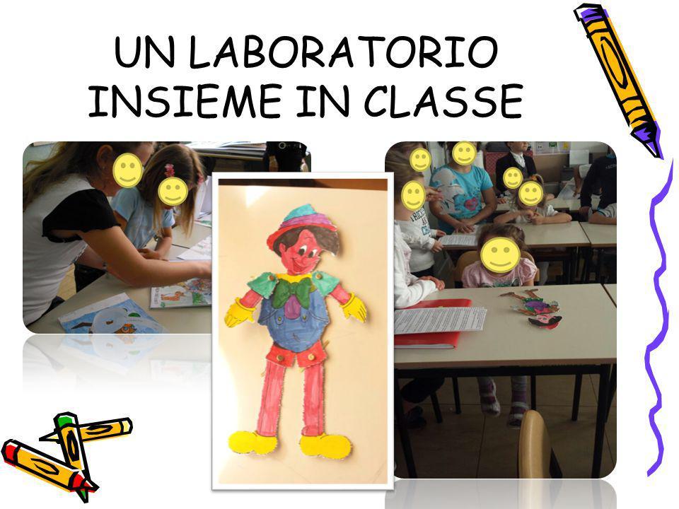 UN LABORATORIO INSIEME IN CLASSE
