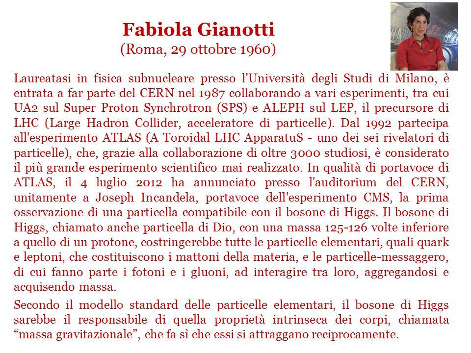 Dopo il suo rientro in Italia, dove rivestì tra l'altro la carica di Direttrice del Laboratorio di Biologia cellulare del Consiglio Nazionale delle Ri