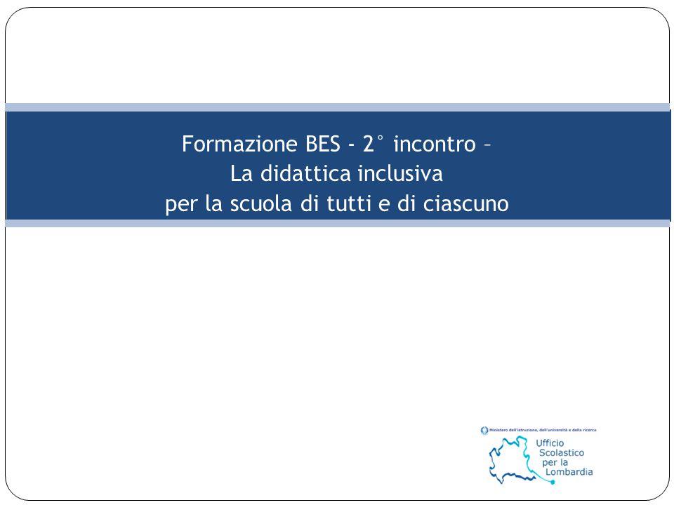 Formazione BES - 2° incontro – La didattica inclusiva per la scuola di tutti e di ciascuno Pierpaolo Triani, Sondrio 25 febbraio 2014
