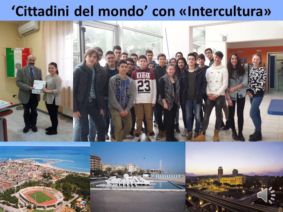 'Cittadini del mondo' con «Intercultura»