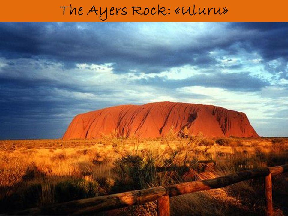 Australian Desert: «The outback»