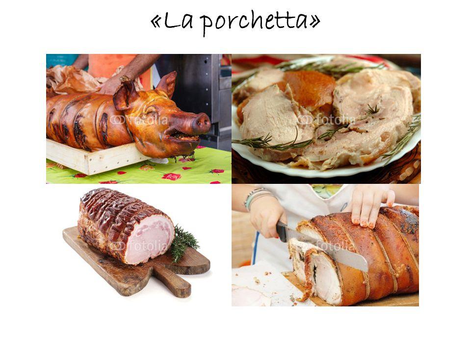 Traditional second courses: «Trippa», «Coniglio ripieno», «Agnello al cotturo», «Agnello all'angolana»