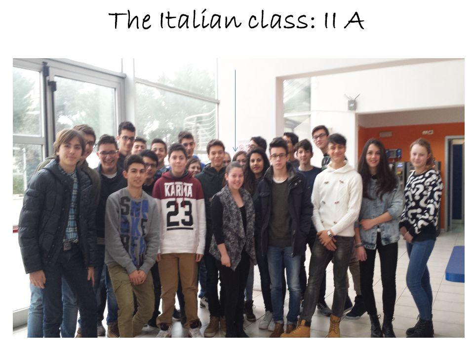 Gemma Worboys' s Italian high school: Liceo Scientifico «G. Galilei» - Pescara