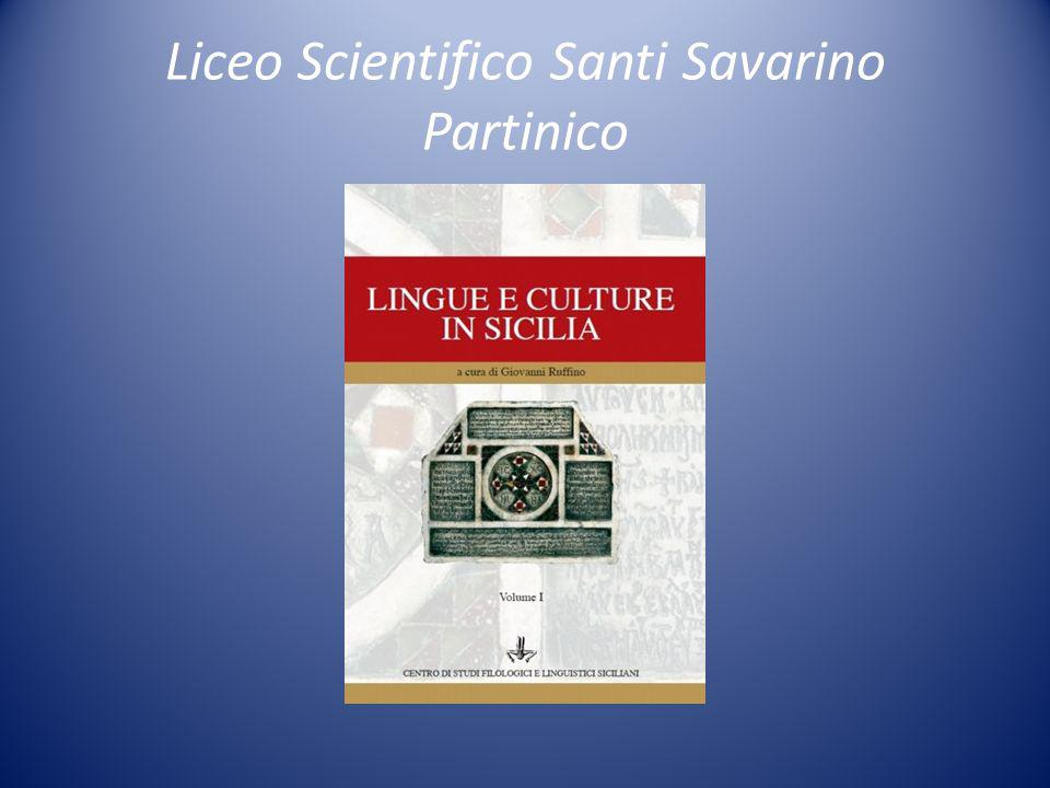 Liceo Scientifico Santi Savarino Partinico