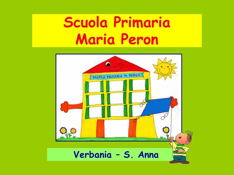 Verbania – S. Anna Scuola Primaria Maria Peron