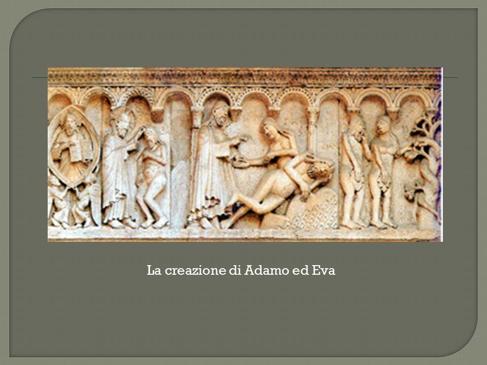 Peccato originale e cacciata dal paradiso, affresco di Michelangelo nella Cappella Sistina, Roma