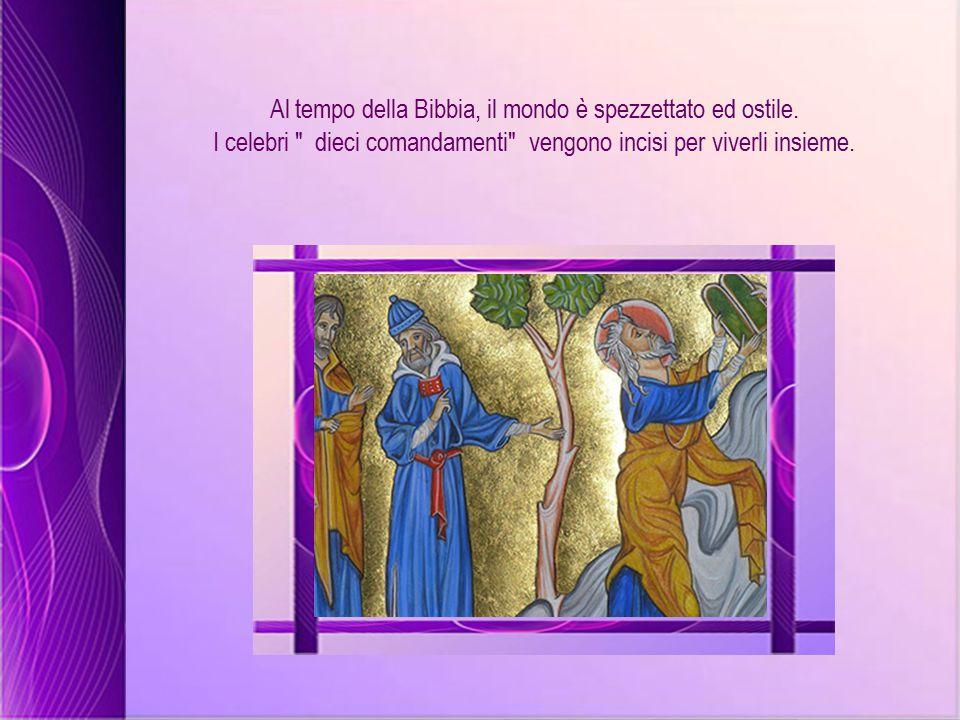 Sono vigorose le parole pronunciate da Dio, l apostolo Paolo e Gesù.