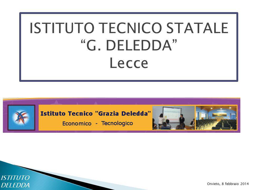 Orvieto, 8 febbraio 2014 ISTITUTO DELEDDA