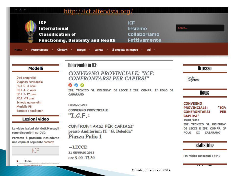 http://icf.altervista.org/ Orvieto, 8 febbraio 2014