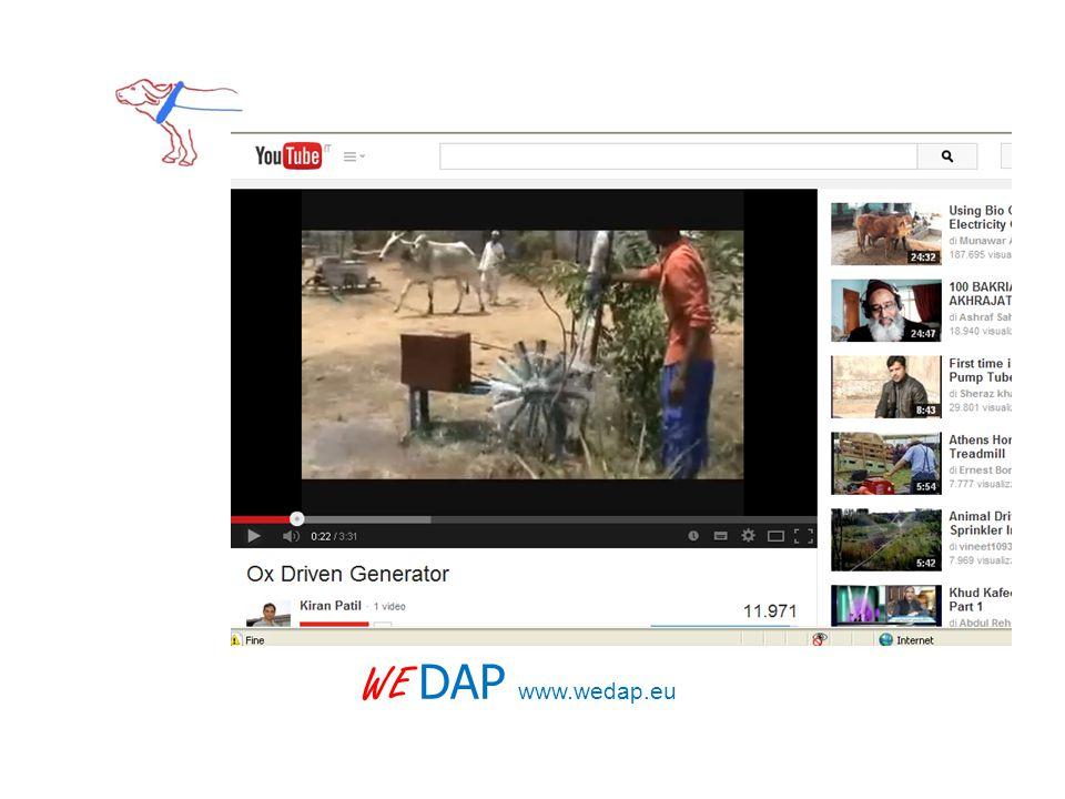 MOTIOVAZIONI DEL BREVETTO LAVORO FATTO CONCORRENTI FOTOVOLTAICO MOTORI CINESI WE DAP www.wedap.eu