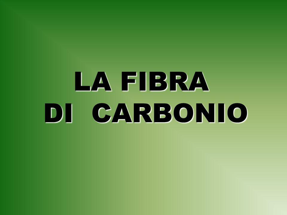 LA FIBRA DI CARBONIO