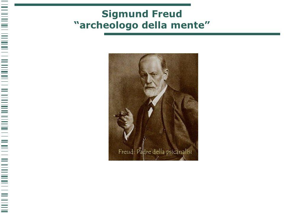 "Sigmund Freud ""archeologo della mente"""