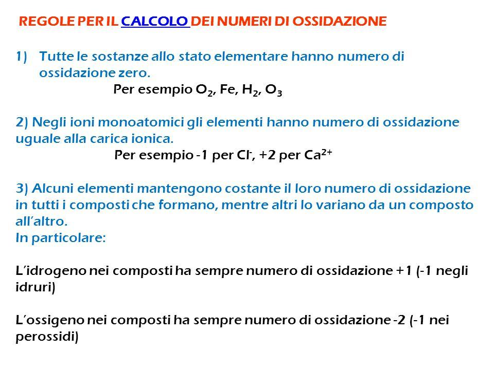 IDROSSIDO OSSIDO + ACQUA Fe(OH) 3 Fe(OH) 2 Idrossido ferrico Idrossido ferroso