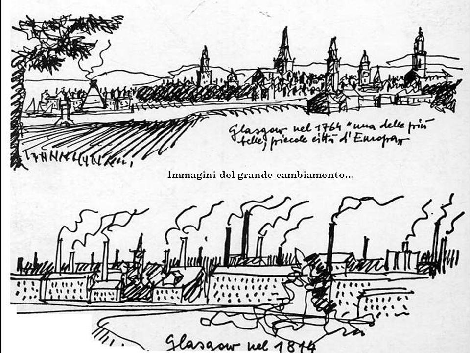 Coketown, verso la quale il signor Gradgrind e il signor Bounderby si stavano dirigendo, era un trionfo del fatto, una città completamente immune […] dalla fantasia […].
