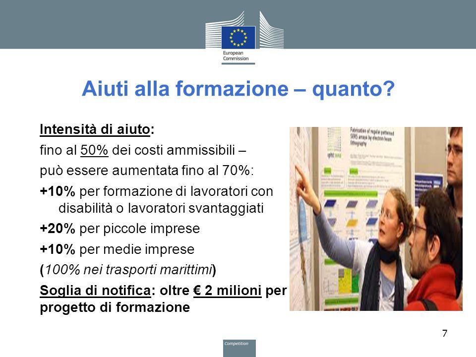 http://ec.europa.eu/competition/index_en.html Grazie per l'attenzione.