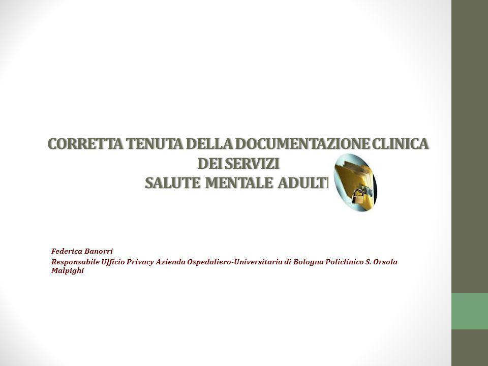 Consenso al trattamento dei dati personali art.76 D.Lgs.