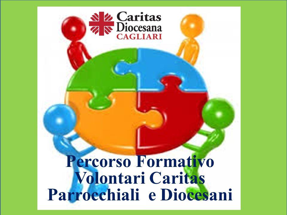 Distintivo cristiano, è la fede che si rende operosa nella carità ( Discorso di Benedetto XVI alle Caritas diocesane 24 nov 2011) Percorso Formativo Volontari Caritas