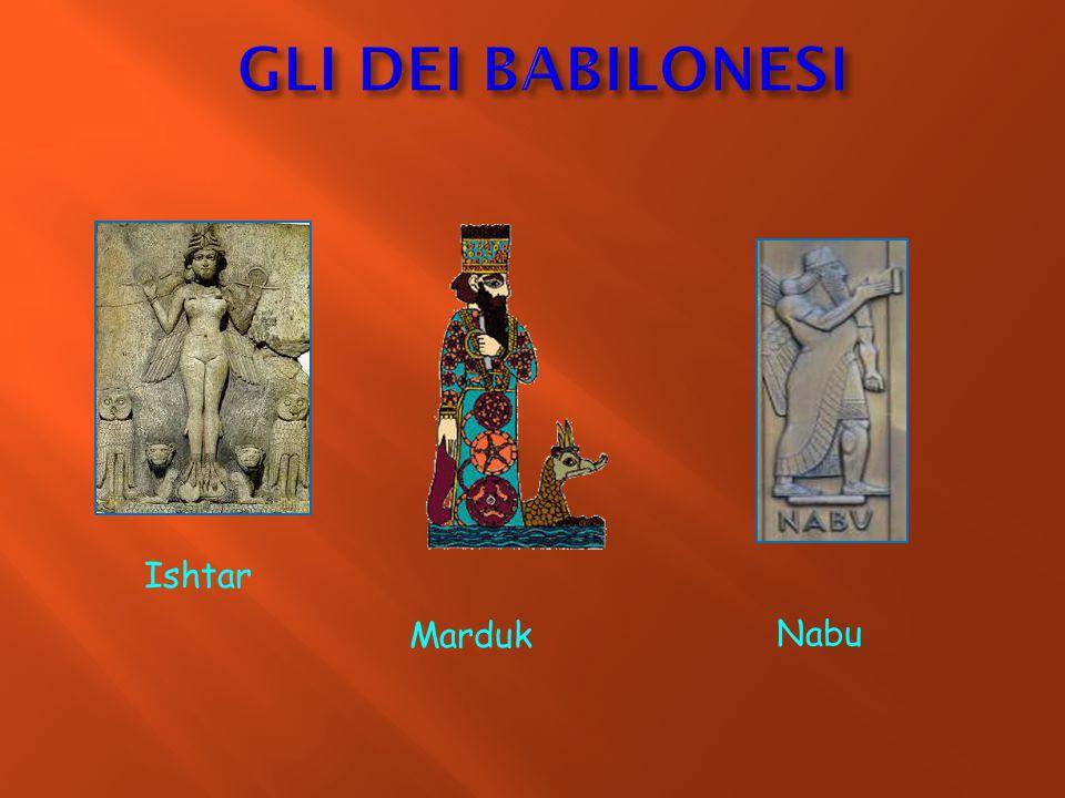 Ishtar Marduk Nabu