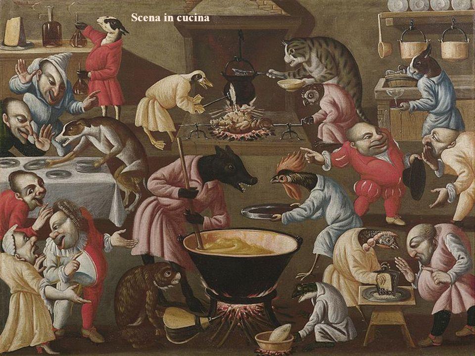 Michela Zucca Servizi Culturali Scena in cucina