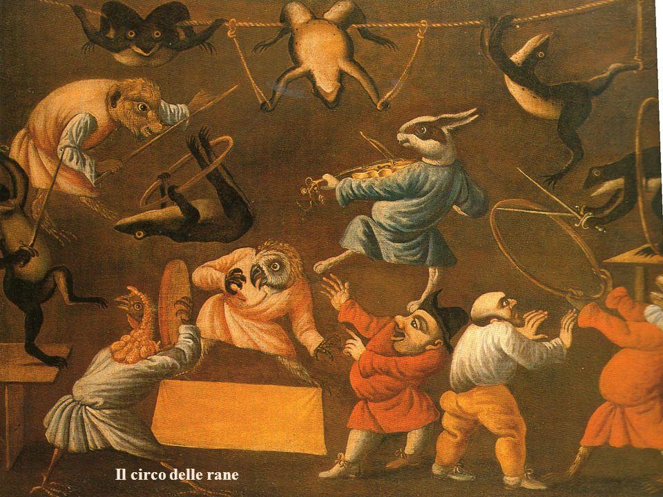 Michela Zucca Servizi Culturali Il circo delle rane