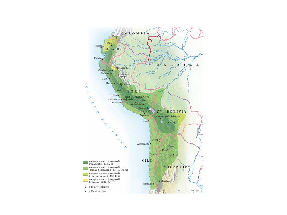 Il sovrano Nella società degli Inca, era presente un sovrano, chiamato anche signore assoluto .