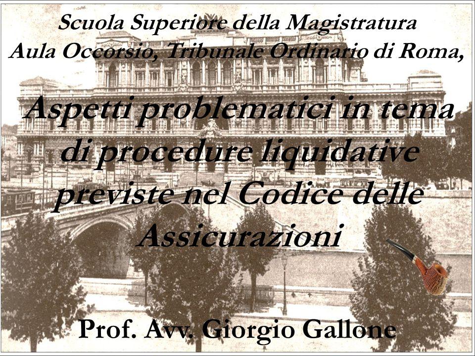 Relazione De Cocci alla L.