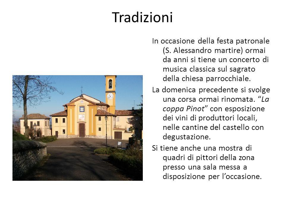 Tradizioni In occasione della festa patronale (S.