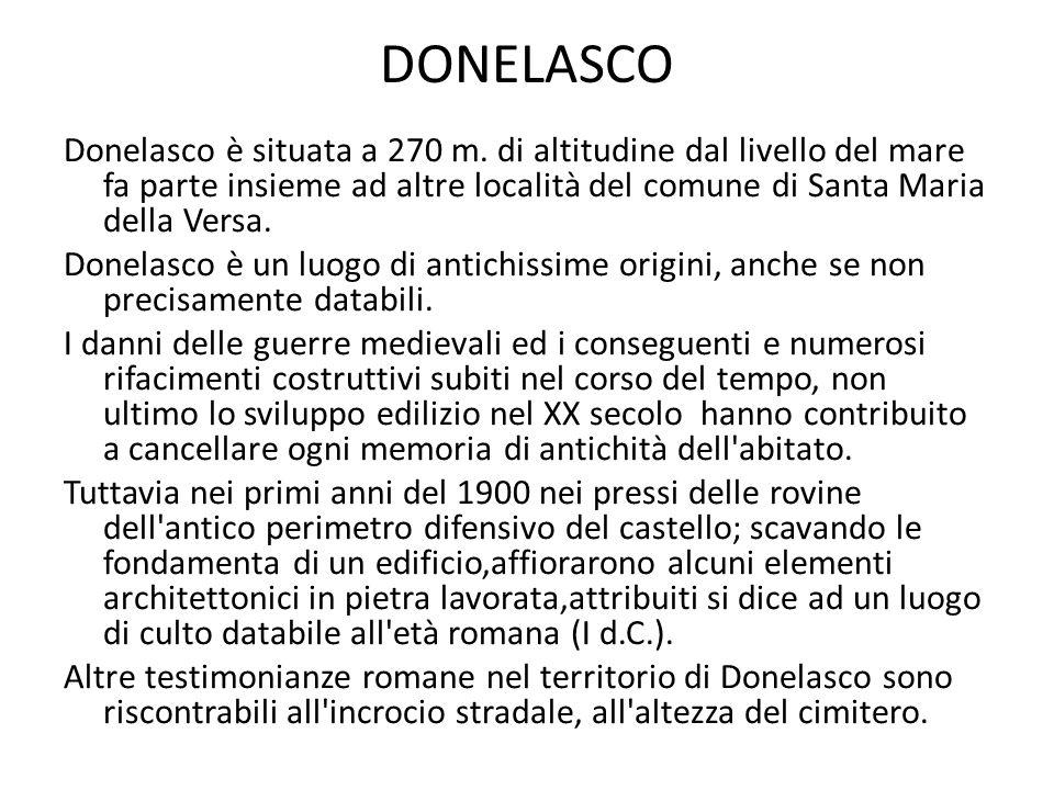 DONELASCO Donelasco è situata a 270 m.