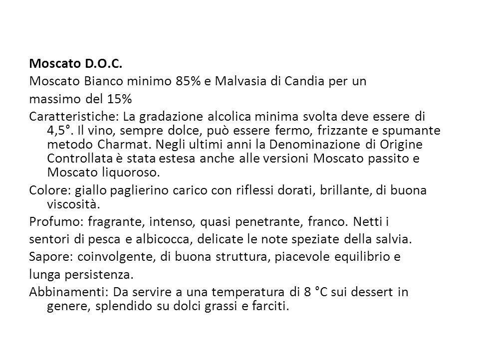 Moscato D.O.C.
